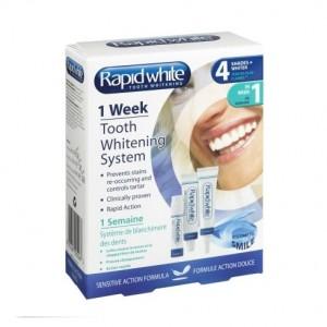 Rapid White Teeth Whitening Kit